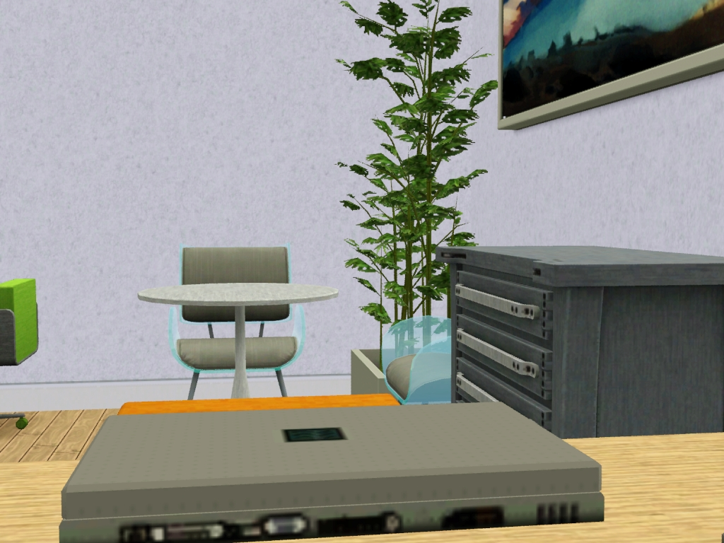 Office space redesign the sims 3 real estate creations for Redesign office space