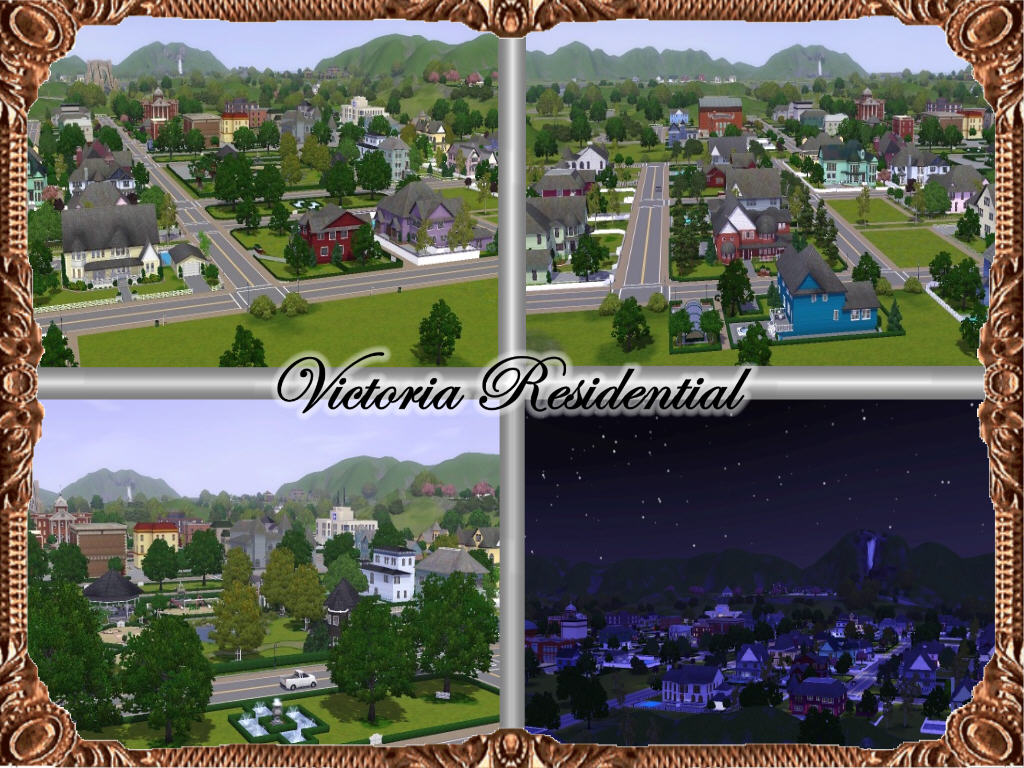 Victoria Isles The Sims 3 Real Estate Amp Creations